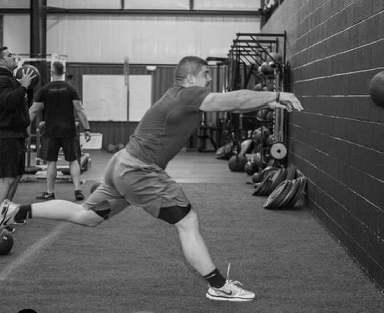 An Inside Look at Jake Ceresna's 5 Week Pre-Season Max Effort Lower Sessions