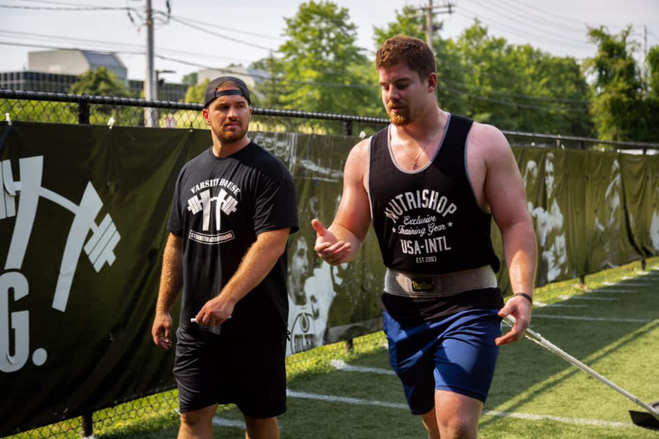 An Inside Look at Jake Ceresna's 5 Week Pre-Season Max Effort Lower Sessions